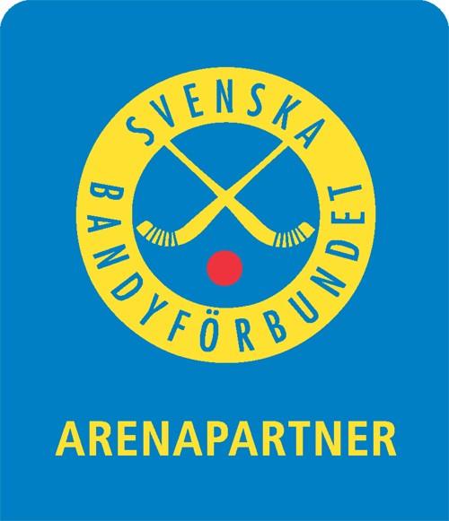 Länk till Bandyförbundets sida för Arenapartners