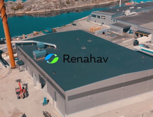 Läs hur LLENTAB hjälper Renahav att minimera utsläppen