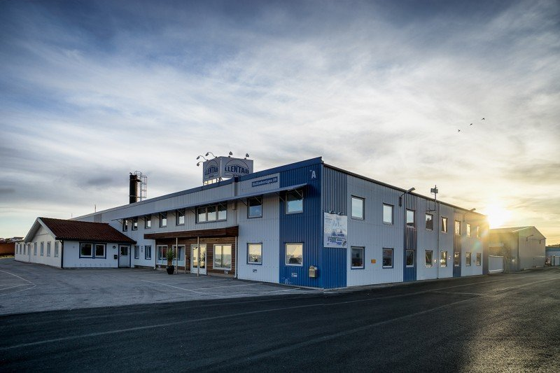 LLENTAB Group med huvudkontor i Kungshamn