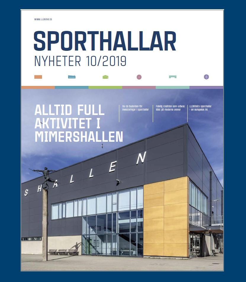 Nyhetsbrev - Sporthallar Nr 10/2019