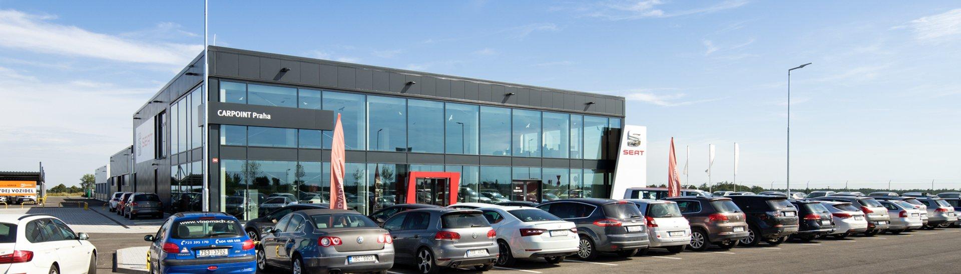 Retail center CZ0657 Car Point