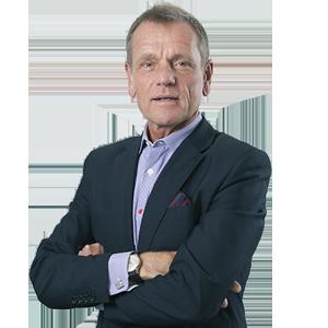 Stefan Eklund, CEO