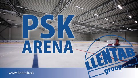 PSK Arena – LLENTAB ice hockey stadium