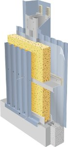 LLENTAB wall insulation type 4